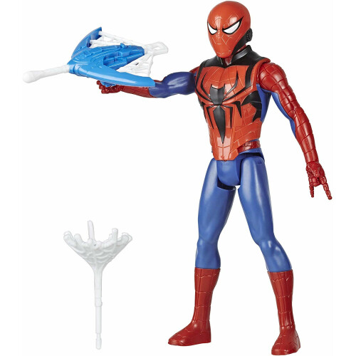 Avengers Titan Hero Series Spider-man Blast Gear