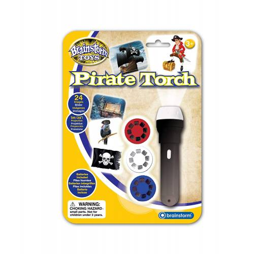 Brainstorm Toys Pirate Torch and Projector