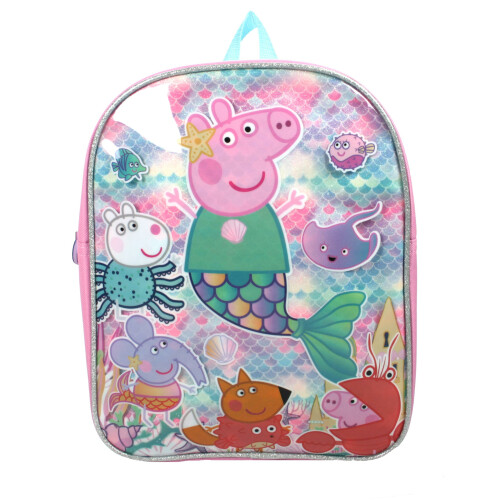Character Backpack - Under Water Peppa Pig
