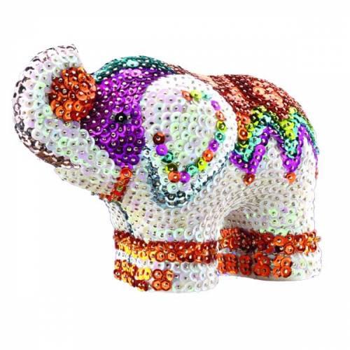 Sequin Art Ltd. Sequin Art 3D Elephant 1121