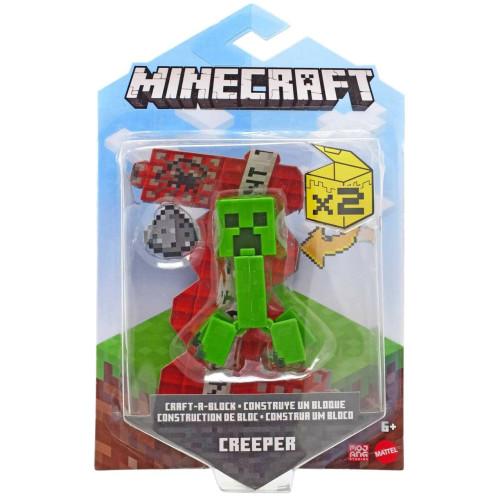 "Minecraft 3.25"" Figures - Creeper"