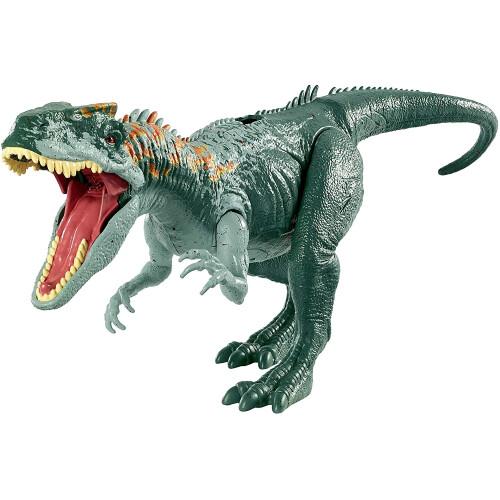 Jurassic World Dino Escape Roar Attack Allosaurus