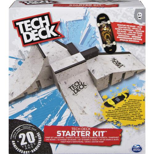Tech Deck Starter Kit