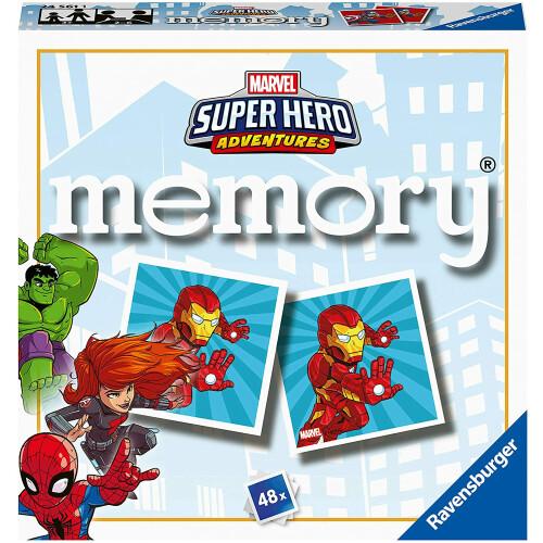 Ravensburger Mini Memory Game Marvel Super Hero Adventures