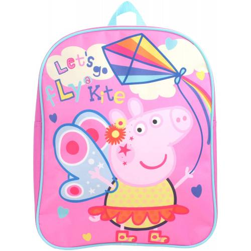 Character Backpack - Peppa Pig with Kite