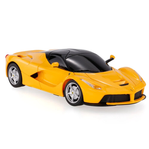 Rastar R/C 1:24 - La Ferrari - Yellow
