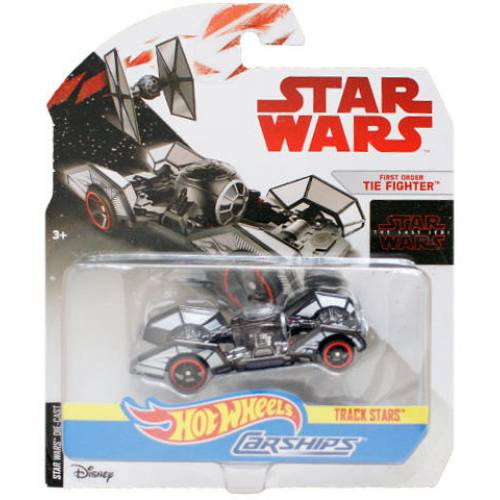Hot Wheels Star Wars First Order Tie Fighter