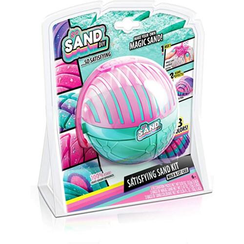 So Sand DIY Ball Satisfying Kit - Magic Sand