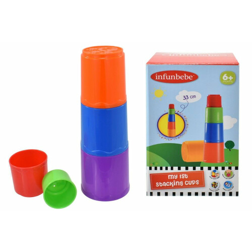 Infunbebe My 1st Stacking Cups