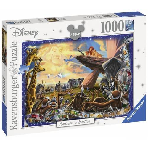Ravensburger 1000pc Disney Collector's Edition Lion King Jigsaw Puzzle