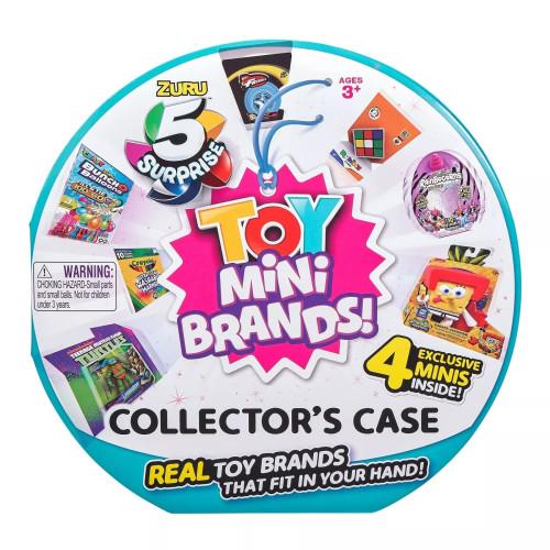 Zuru 5 Surprise Toy Mini Brands Collector's Case