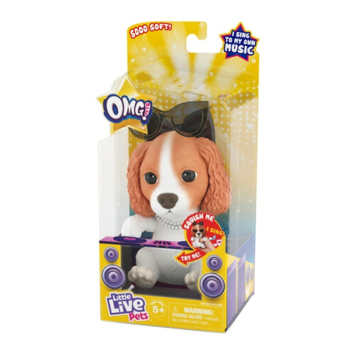Little Live Pets OMG! Pets Have Talent - Pop Diva