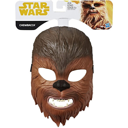 Star Wars Masks - Chewbacca