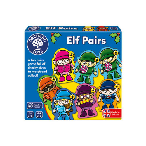Orchard Mini Game Elf Pairs