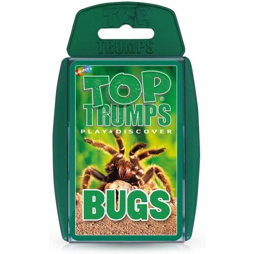 Top Trumps Bugs