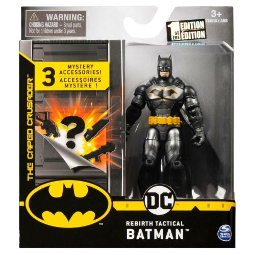 Batman 4 Inch Figure - Tactical Batman
