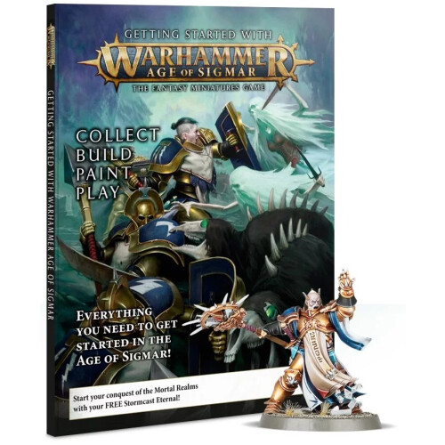 Warhammer Age of Sigmar - Getting Started with Warhammer Age of Sigmar