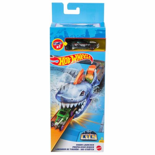 Hot Wheels Shark Launcher