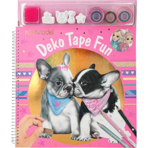 Depesche Top Model Deko Tape Fun