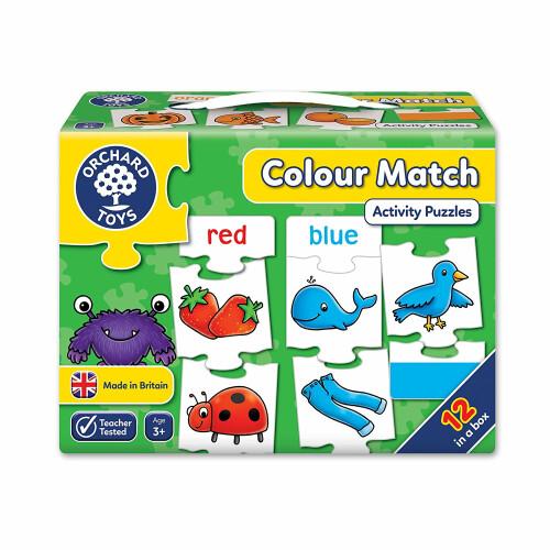 Orchard Colour Match