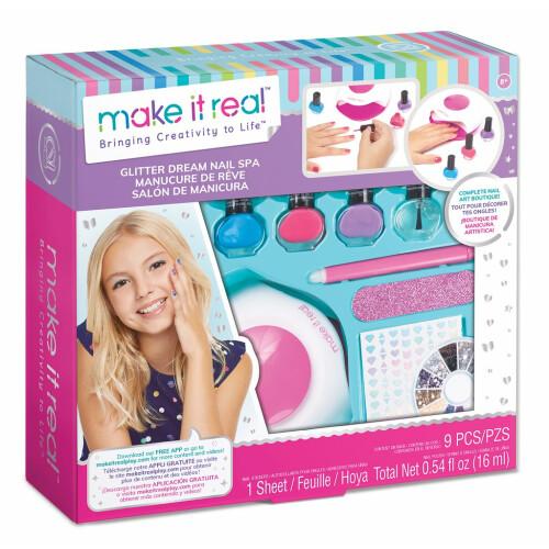 Make It Real - Glitter Dream Nail Spa