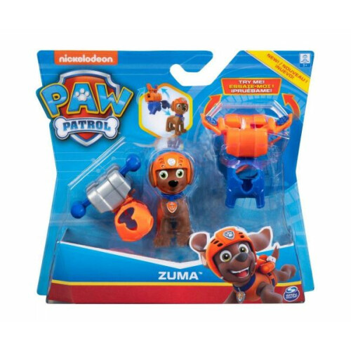 Paw Patrol Action Pup Pack - Zuma