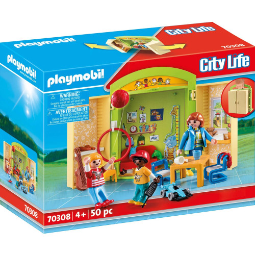 Playmobil 70308 City Life Pre-School