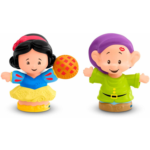 Fisher Price Little People - Disney Princess - Snow White & Dopey