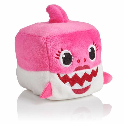 Baby Shark Singing Plush Cube - Mommy