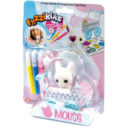 Fuzzikins Mouse
