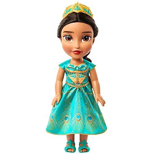 Disney Princess - Aladdin Toddler Jasmine Doll Teal