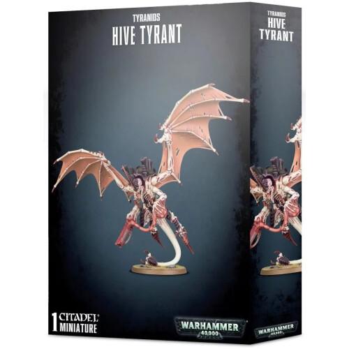 Warhammer 40,000 - Tyranid Hive Tyrant / The Swarmlord