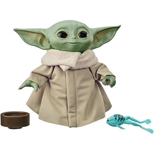 Star Wars The Mandalorian The Child Talking Plush
