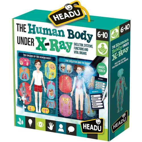 Headu - The Human Body Under X-Ray