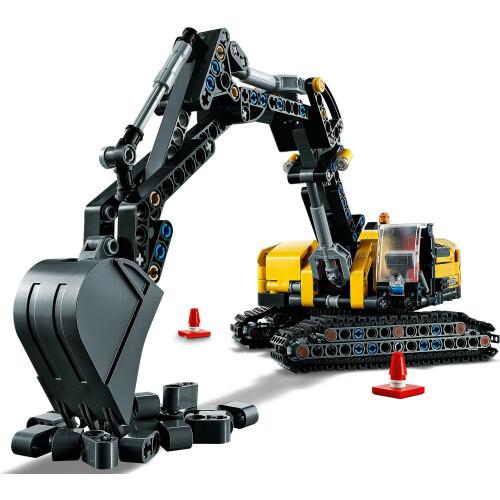Lego 42121 Technic Heavy-Duty Excavator