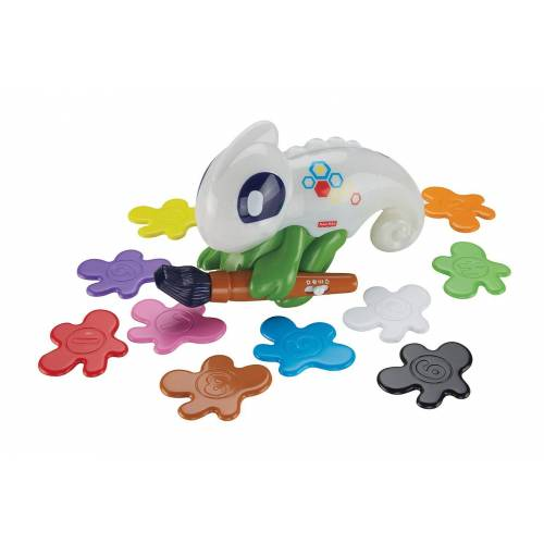 Fisher Price Smart Scan Colour Chameleon