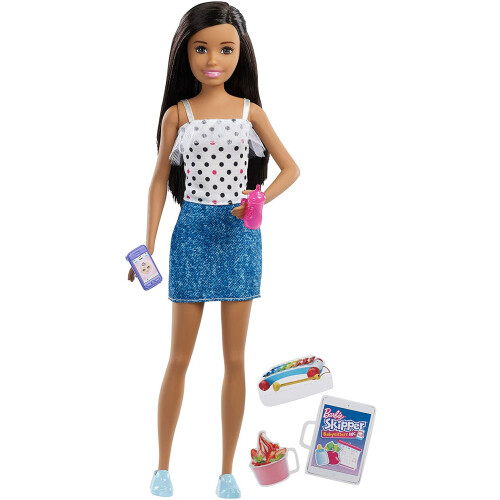 Barbie Skipper Babysitters INC Doll & Accessories (FXG92)