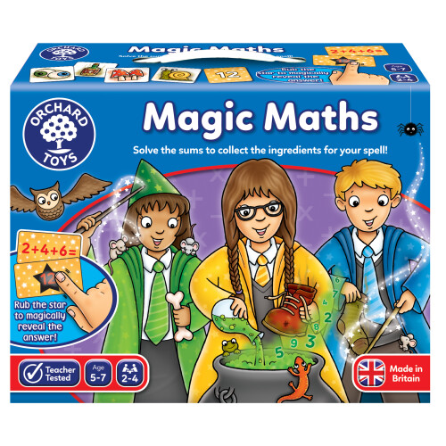 Orchard Magic Maths