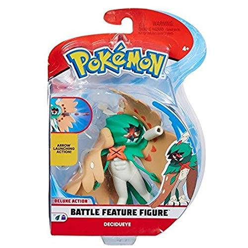 Pokemon Battle Feature Figure - Decidueye