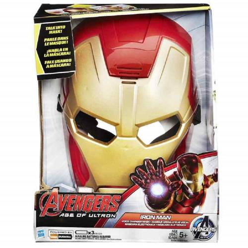Avengers Age Of Ultron Voice Changer Mask - Iron Man