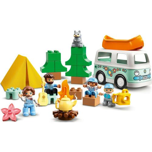 Lego 10946 Duplo Family Camping Van Adventure