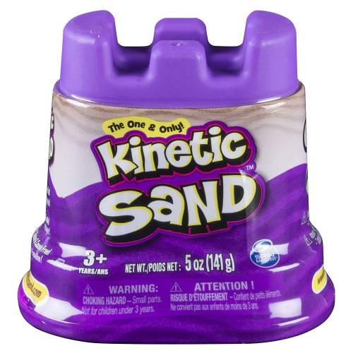 Kinetic Sand Single Container 4.5oz Purple