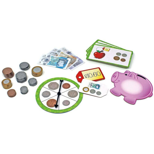 Learning Resources Money Activity Set