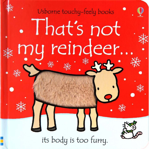Usborne Books - That's Not My Reindeer...