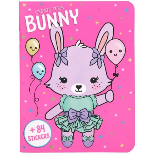 Depesche Create Your Bunny Book