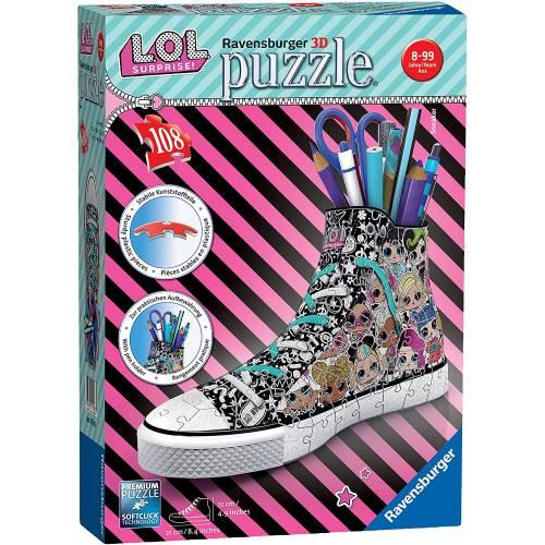 Ravensburger 108pc 3D Puzzle L.O.L. Surprise Sneaker
