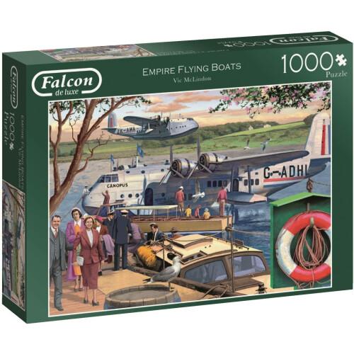 Falcon de luxe Empire Flying Boats 1000pc Jigsaw Puzzle
