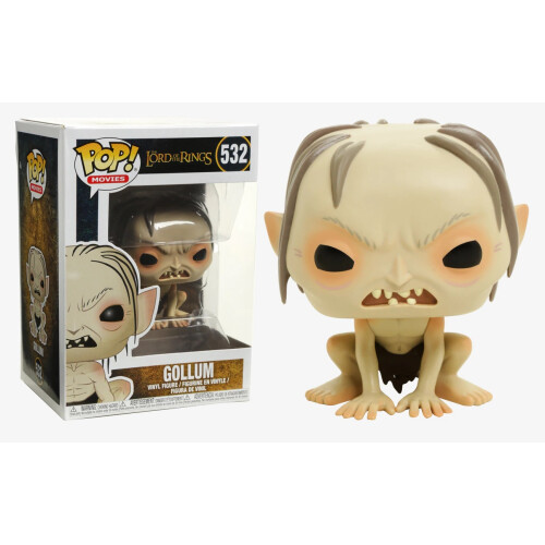 Funko Pop Vinyl - Lord of the Rings - Gollum 532