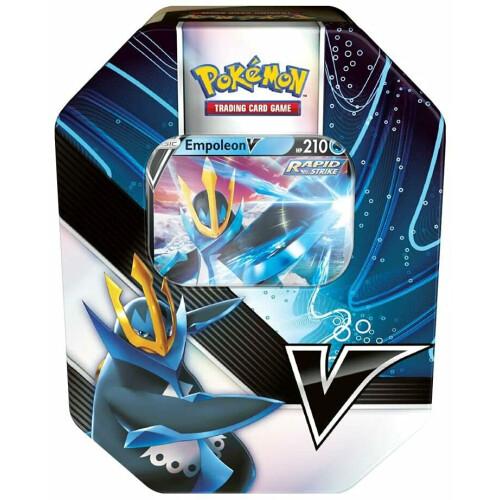 Pokemon TCG: V Strikers Tin- Empoleon