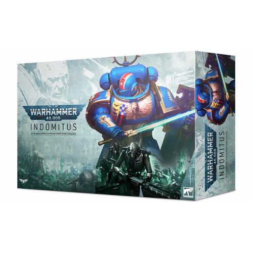 Warhammer 40,000 - Indomitus